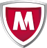 McAfee Shield Logo