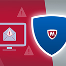 New and enhanced features exclusive to McAfee